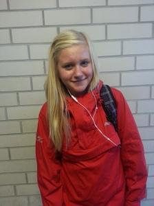 Alne Olsen, Camilla Posisjon: Høyre back og høyre kant Klubb: SK Haugar Lag: J14
