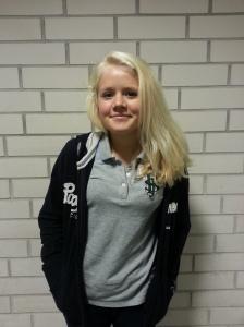 Stray Rongve, Ingrid Posisjon: Høyre ving Klubb: SK Vard Lag: J16 Elite