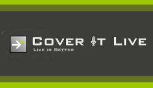 Vi skal bruke Cover it Live for å gi deg oppdateringer!